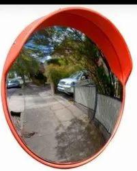 Traffic Convex Mirror