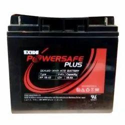 Exide SMF Battery 12V 18AH