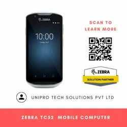 Zebra TC52 Android Touch Mobile Computer