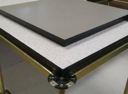 Wood Core False Flooring For Control Rooms