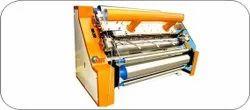 Mano Phenumatic Face Paper Corrugating Machine