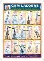 Aluminum Wide Step Ladder