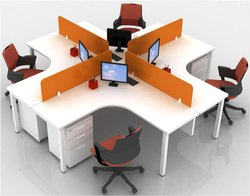 Desk Workstation.