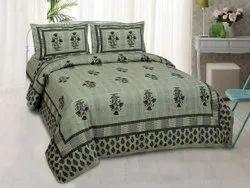 INASA 100x108 Printed Bed Sheet