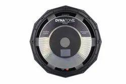 Copper 2.0 1500W Dynatone Professional Speaker