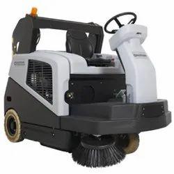 Ride On Sweeper Machine
