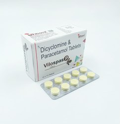 Dicyclomine Hydrochloride IP 20 mg Paracetamol IP 325 MG   Tablet
