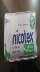 NICOTINE 4 MG ( Nicotex)