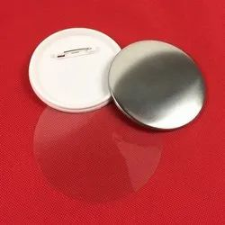 Button Badge Material