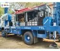 200 Meters Used Borewell Drilling Rig For Sale