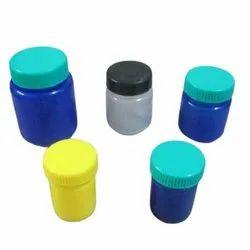 Plastic Balm Container
