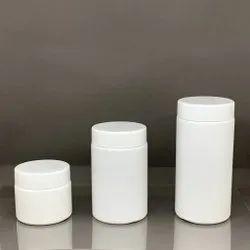Muscletech Design Capsule Jar For 30-120 Capsules