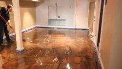 Metallic Epoxy Flooring Services