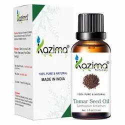 KAZIMA 100% Pure Natural & Undiluted Tomar Seed Oil
