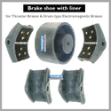 Compo WA8 Industrial Brake Lining