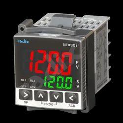 48x48 T/C, RTD Input PID Temperature Controller NEX301