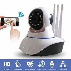 2.4MP Camhi Robot Camera With Triple Antenna