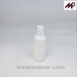 100 ML Pharmaceutical HDPE SLEEK Bottle
