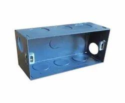 Stainless Steel White Powder Coated Modular Box
