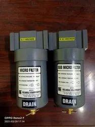 Micro & Sub Micro Filters