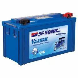 80 Ah 12SV100L SF Sonic Electric Rickshaw Battery