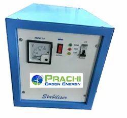 PRACHI Single Phase Oil Cooled Servo Stabilizer, 300 To 460 V, 415 V
