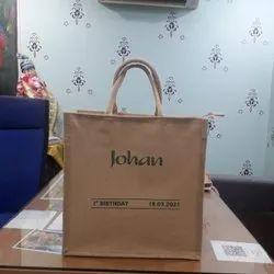 Birthday Jute Bag