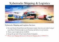 3-4 Days Domestic Xyberrocks Shipping & Logistics, Pan India