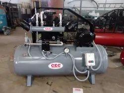 10 Hp Reciprocating Air Compressor