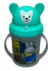 Plastic Baby Sipper Cup, 3-12 Months