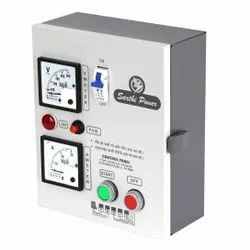 Stainless Steel CH control panel hdc, For Submersible Pump, 220V