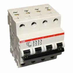 63A Four Pole Miniature Circuit Breakers