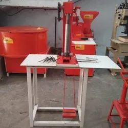 Pedal Agarbatti Making Machine