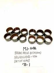 Mild Steel BRAKE PADLE BUSH NEW HOLLAND 4710 (SET OF 12 PCS), For Tractor Part