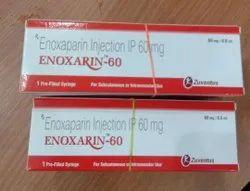 Enoxarin 60 mg/0.6 ml Enoxaparin Injection