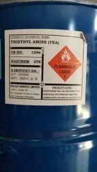 Triethylamine, Packaging Size: 150 Kgs, Grade: Industrial