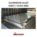Aluminum Alloys Plate Grade 6061/6082