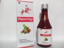 Playcas Grow Syrup