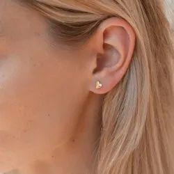 Classic Heart Earrings