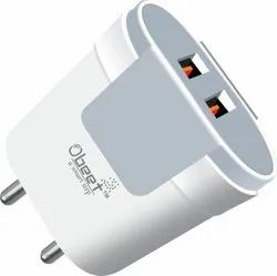 170to 240 V 3.3 Amp Dual USB Charger
