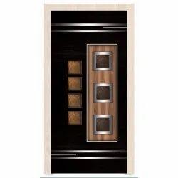 84 Inch Rectangular Wooden Laminated Door