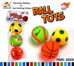 Ball Toys Eye Catching Colour Set Chuchu Toy