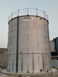 Zn-Al-Mg Alloy Steel Water Storage Tank