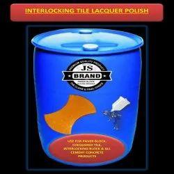 Interlocking Tile Lacquer Polish