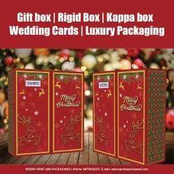 Customized Gift Boxes, Box Capacity: 1-5 Kg