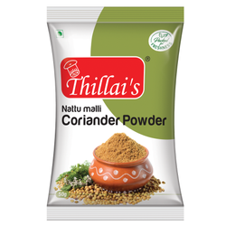 Thillais Coriander Powder, Packaging Type: Packet, Packaging Size: 50g