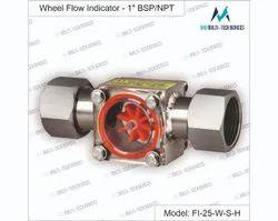 Wheel Flow Indicator 1 BSP/NPT