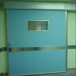 custom GI OR SS Lead Line Doors, For Industrial, Polished