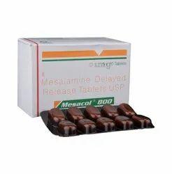 Mesacol 800 Mg Tablets