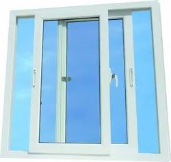 NCL White Ms Windows, For Residential, Size/Dimension: Custom Size